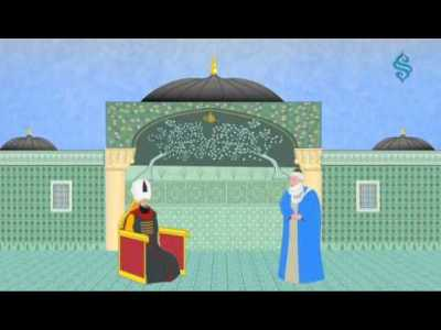 Sultanahmet Camisinin Yapılışı