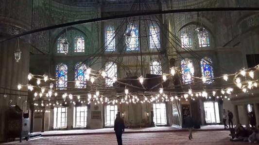 Sultanahmet Camisi Turu