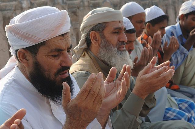 Namaz Sonrası Dua