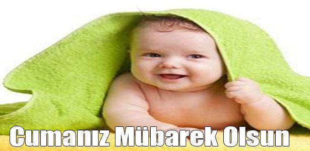 bebekli cuma mesajları