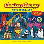 Curious George Good Night, Zoo by H.A. Rey
