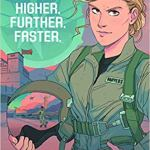 Coming 2/5/2019: Captain Marvel: Higher, Further, Faster by Liza Palmer