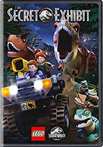Coming1/15/2019: Lego Jurassic World: Secret Exhibit (2018)