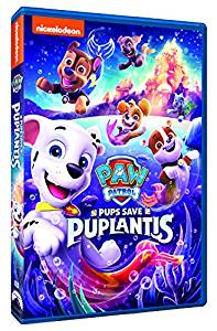 Coming 1/15/2019: Paw Patrol: Pups Save Puplantis (2018)