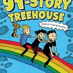 The 91 Storey Treehouse by Andy Griffiths and Terry Denton