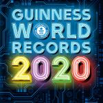 Coming 9/3/2019: Guinness World Records 2020
