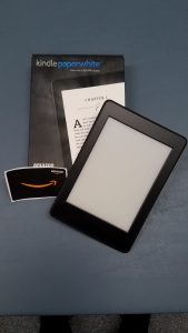 Amazon Kindle Paperwhite with a $25 Amazon gift card - Retail Value $100.