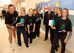Cumbernauld 10k Launch