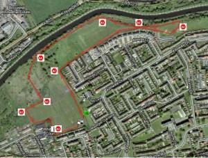 Race 3 St Flannans Primary School