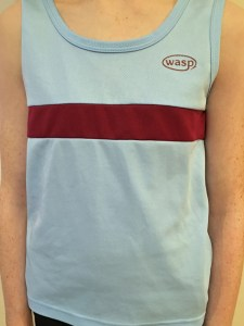 Photo of athlete wearing Cumbernauld Amateur Athletics Club vest