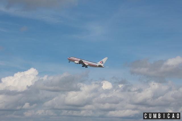 Como 233 Voar Na American Airlines Para Miami E Para Los