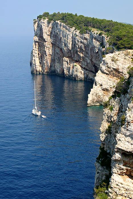 Parques Nacionales de Dalmacia en bici y barco  Cumbresviajes