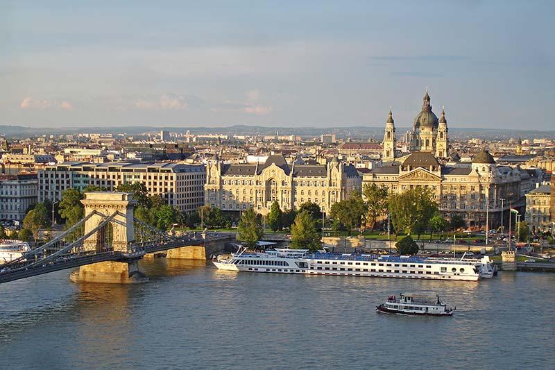 El Danubio en bici de Viena a Budapest  Cumbresviajes