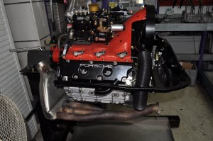 Engine rebuild at Jaz Porsche