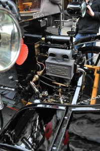 1902 Daimler 2 cylinder, 6hp engine