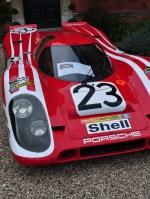 1970 Le Mans winning Porsche 917K