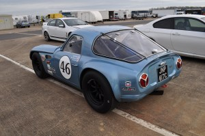 TVR Griffith 400 - note Kamm tail with Mk I Cortina tail lights