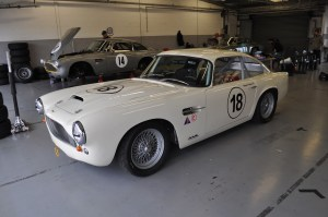 1960 Lightweight Aston Martin DB4