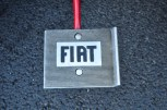 Fiat foot plate