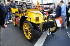 Very yellow Vauxhall