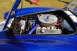 Chunky Cobra V8 Engine With Edelbrock Headers