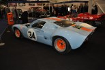 Ford GT 40 in Gulf livery