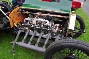 Berliet Curtis Sport Engine
