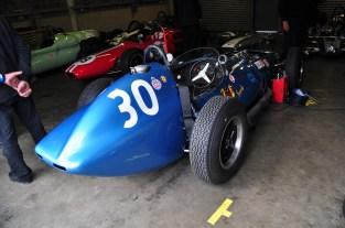 Scarab F1 Car