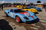 Ford GT40s