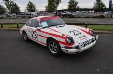SWB Early 911 Race Car