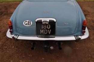 Intriguing V12 Badge