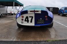 Ex Peter Brock AC Cobra Daytona Coupe