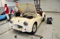 Triumph TR2 1991cc 1955