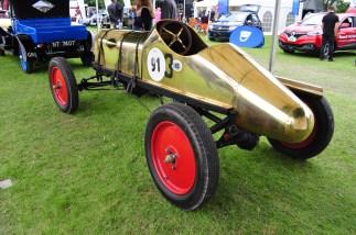 "Ford Model T 1912 ""Golden Ford"""