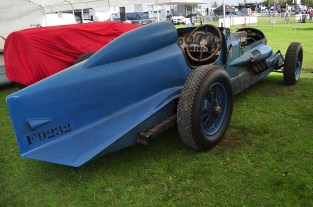 Napier Bluebird 24L W12 Recreation 1927