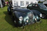 Healey Abbot Drophead Coupe