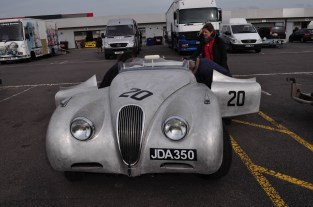 Jaguar XK120 Alloy Bodied OTS