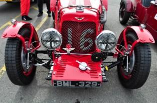 Aston Martin LM16 1495cc 1934