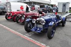 Pre-War Astons