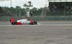 Nikki Lauda - McLaren TAG