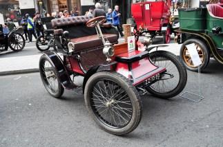 Clement Voiturette 1 Cylinder 1899