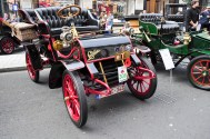 Cadillac Rear Entrance Tonneau 1 Cylinder 6.5hp 1904