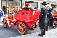 Darracq Rear Entrance Tonneau 2 Cylinder 12hp 1903