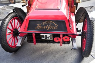 Pope-Hartford Rear Entrance Tonneau 1 Cylinder 10hp 1904