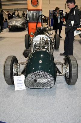 Cooper Bristol race car