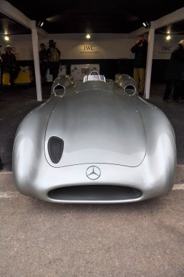 Mercedes W196 Streamliner