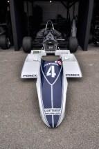 Brabham Cosworth BT49 - ex Nelson Piquet