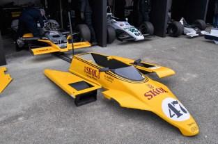 Fittipaldi Cosworth F8 - ex Keke Rosberg