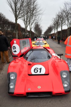 McLaren heads the Group 5 pack
