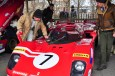 Nick Mason & his Ferrari 512S